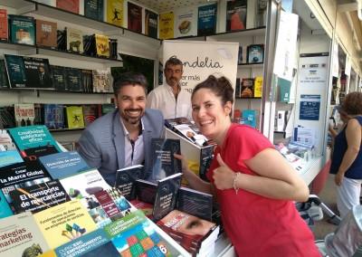 Firma de libros Raul Ruiz de la Parte 1