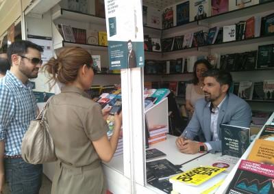 Firma de libros Raul Ruiz de la Parte 4