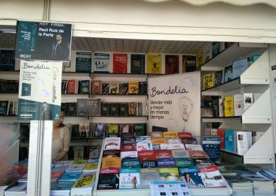 Firma de libros Raul Ruiz de la Parte